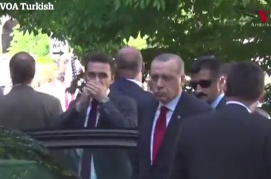 Էրդողանի անվտանգության աշխատողների կողմից հարձակման դեպքն առաջինը չէ. Թուրքագետ