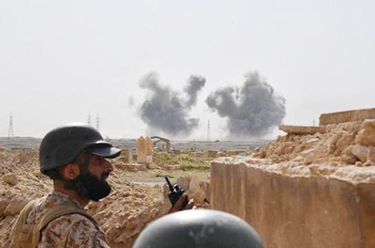 ՌԴ ԱԳՆ. Սիրիայում կառավարական զորքերին ԱՄՆ-ի հարվածը խախտում է երկրի ինքնիշխանությունը