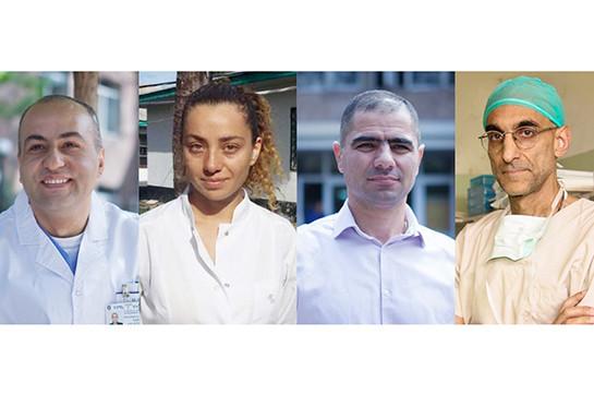 Երեք հայ բժիշկներ մեկնել են Սուդան՝ ժամանակավորապես փոխարինելու «Ավրորա»-ի հավակնորդ Թոմ Քաթինային (Տեսանյութ)