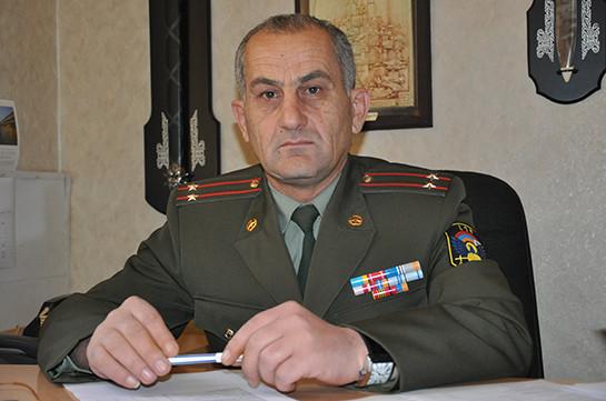 Сенор Асратян: В зоне карабахского конфликта относительно спокойно
