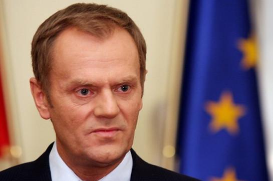 Туск: Россия не сделала ничего, что позволило бы смягчить санкционную политику