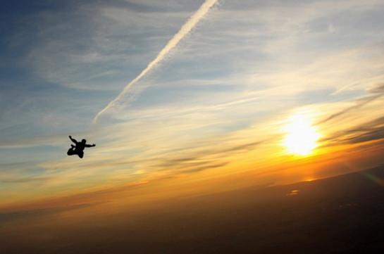 Парашютист ВМС США погиб во время прыжка над рекой Гудзон