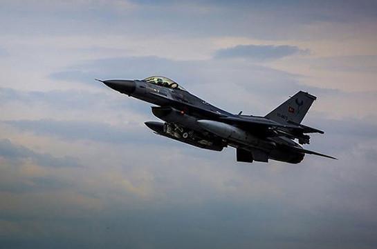 Турция на севере Ирака нанесла удары по позициям РКК