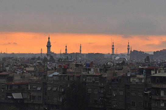 Коалиция воглаве сСША сбила беспилотник правительственных войск Сирии