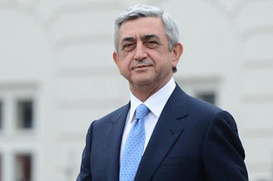 Серж Саргсян: Арцах стал символом победы армянского народа