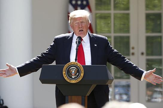 Дональд Трамп удивлен результатами выборов вАнглии