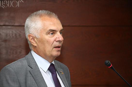 Ոչ մեկ չի կարող ասել, որ վերջին ընտրությունները Հայաստանում եղան կատարյալ. Պյոտր Սվիտալսկի