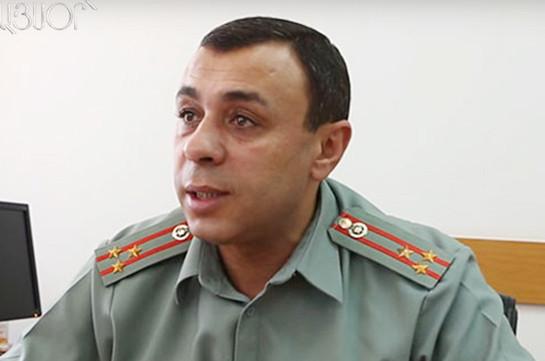Երևան տեղափոխված վիրավոր զինծառայողների կյանքին վտանգ չի սպառնում. Կամավոր Խաչատրյան