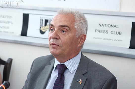 Глава миссии ЕС призвал власти Армении выполнить домашнее задание по либерализации визового режима