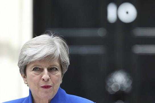 Мэй обещала вывести Великобританию из ЕС, прислушиваясь ко всем заинтересованным сторонам