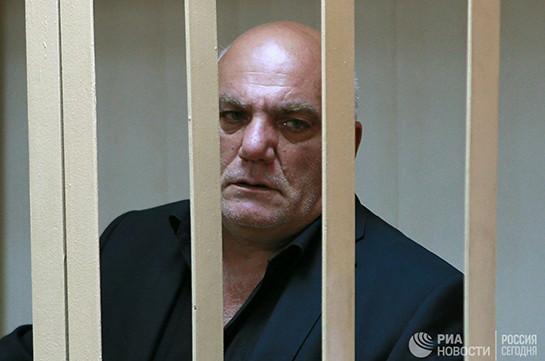 В РФ суд продлил арест бизнесмена-армянина, захватившего заложников в московском банке