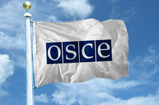 Мониторинг ОБСЕ северо-западнее села Талиш прошел в соответствии с намеченным графиком
