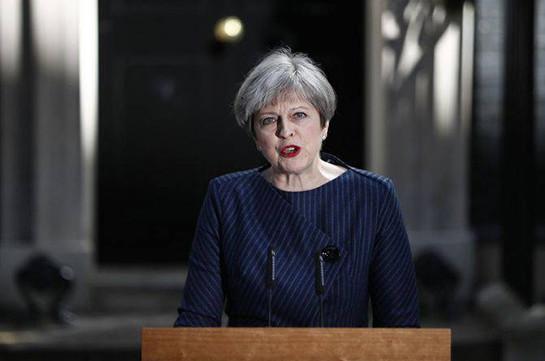 Мэй поведала оположении жителей ЕС в Великобритании после Brexit