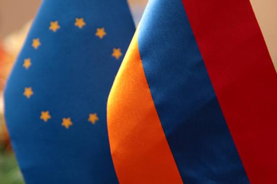 В 2016 году ЕС предоставил бюджету Армении 27,5 млн. евро
