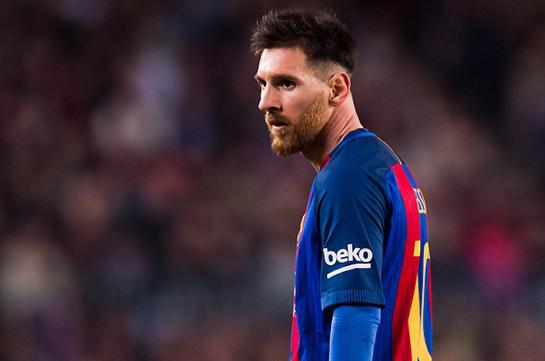 Месси подпишет новый договор с«Барселоной» 15июля
