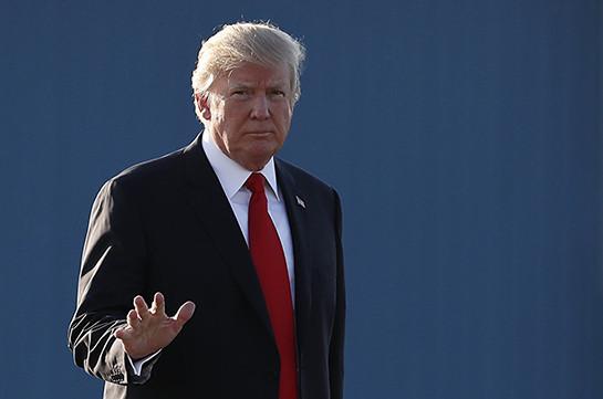 СМИ узнали возможную дату визита Трампа в Великобританию