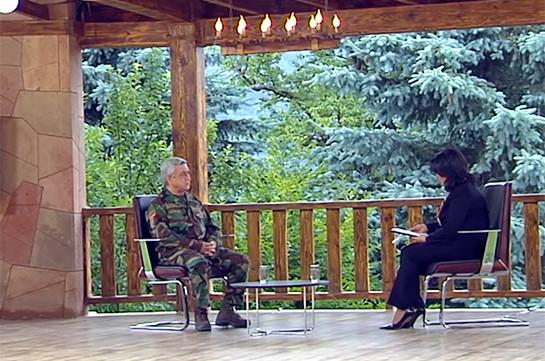Президент Армении назвал очень небезопасными призывы пересмотреть отношения сРоссией