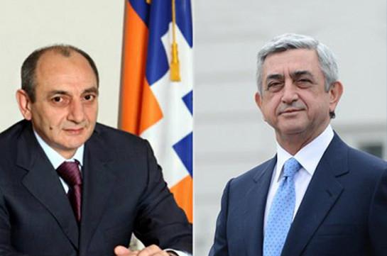 Бако Саакян переизбран президентом Арцаха