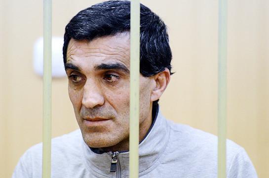 Родные Грачьи Арутюняна попросят президента Армении о помиловании