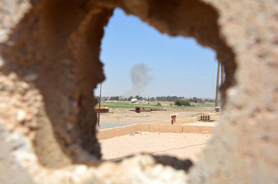 При ударах ВВС коалиции поХасеке иРакке погибли свыше 80 человек