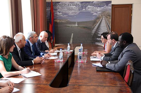 Ваан Мартиросян и посол США обсудили возможности использования американского опыта при разработке стратегии кибербезопасности Армении