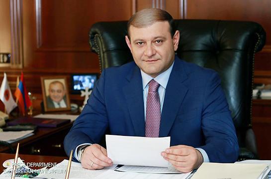 Тарон Маргарян: Качественное образование – основной залог развития Армении