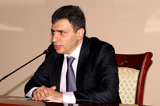 ВПК Армении ведет разработки ударных беспилотников – Давид Пахчанян