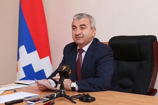 Бако Саакян официально вступит в должность президента НКР 7 сентября