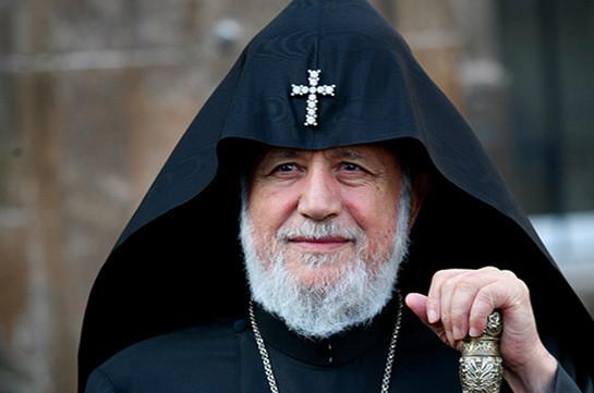 Духовные лидеры Армении, Азербайджана и РФ выступили ссовместным заявлением