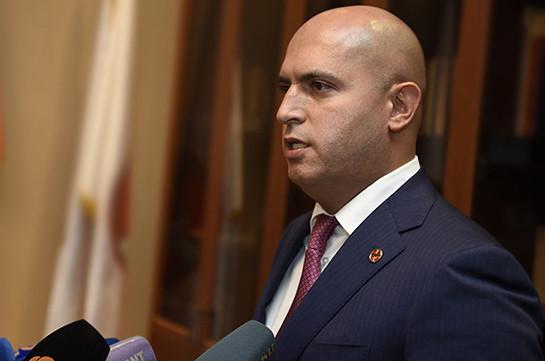 Ашотян: Инициатива о выходе Армении из ЕАЭС не соответствует внешнеполитическим и экономическим интересам республики