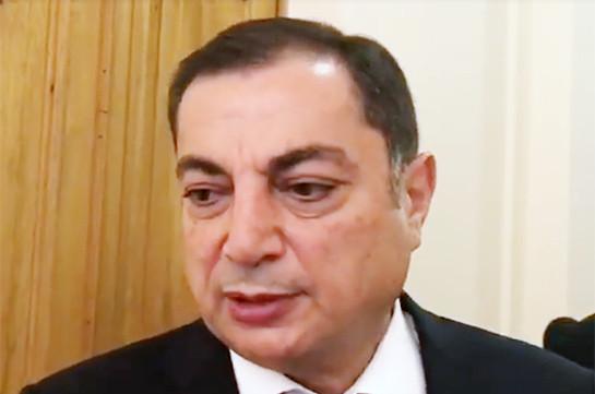 Глава фракции РПА: Мы сотрудничаем с «Блоком Царукян»