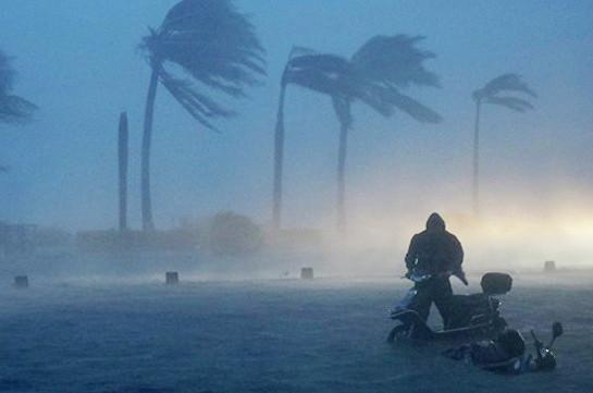 Тайфун «Талим» не грозит Приморью— Кубай