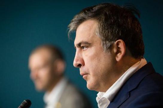 Սաակաշվիլին պատրաստվում է Ուկրաինայից քաղաքացիություն չունեցող անձի վկայական պահանջել