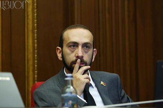 Եթե վարչապետի թեկնածուն լինելու է հանրապետական, լավ կլինի գոնե Սերժ Սարգսյանը չլինի. Արարատ Միրզոյան