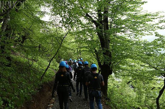Հայաստան զբոսաշրջային այցելությունների թիվը մեկ տարում ավելացել է 24.3%-ով