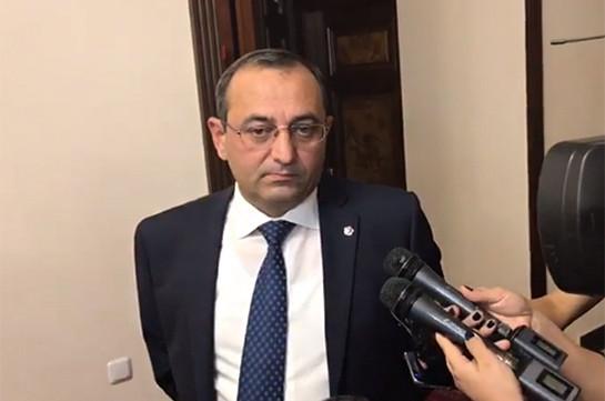 Арцвик Минасян: Кто сказал, что Карен Карапетян не стал символом этих изменений?