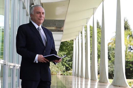 Генпрокурор Бразилии выдвинул новые обвинения в адрес президента