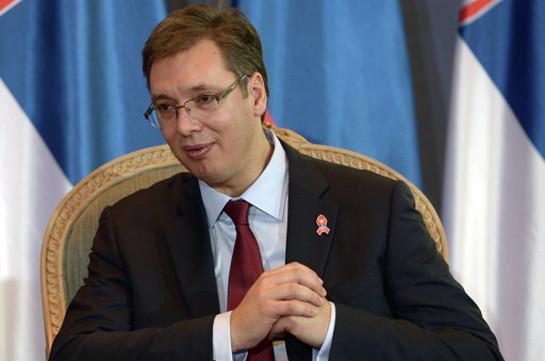 Президент Сербии назвал приоритетом страны вхождение всоставЕС