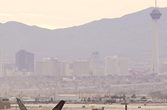 Военные США подтвердили катастрофу военного самолета вНеваде