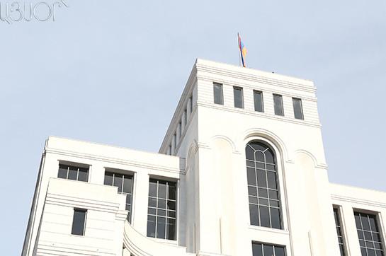 ՀՀ ԱԳՆ-ն հաստատում է Նալբանդյանի և Մամեդյարովի հանդիպումը