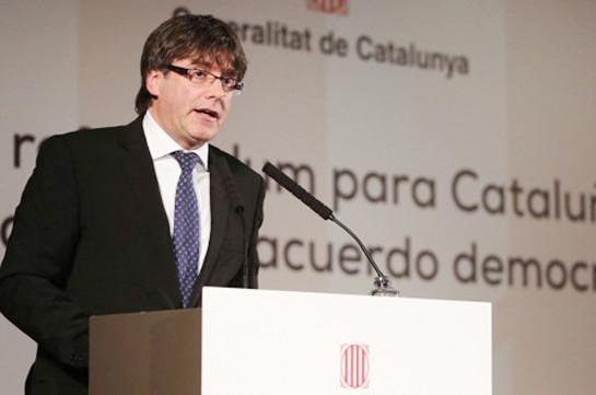 Министр: «Барселона» вслучае независимости Каталонии сумеет играть в остальных чемпионатах