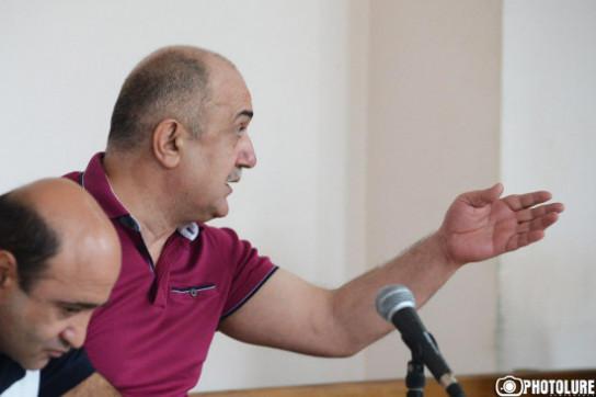 Опубликование разговоров о раздаваемых на выборах деньгах, вперемежку с ругательствами вывело из себя Самвела Бабаяна