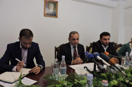 Կապանի օդանավակայանի համար 5,5 մլն եվրոյով ձեռք բերված ինքնաթիռը 2018-ի մարտին կլինի Հայաստանում. Վահե Հակոբյան