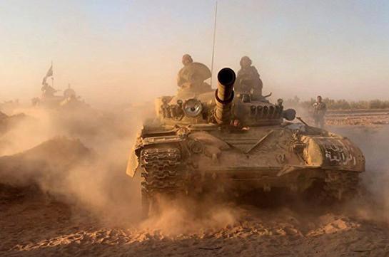 Сирийские войска вошли в крупнейший опорный пункт ИГ в Дейр-эз-Зоре