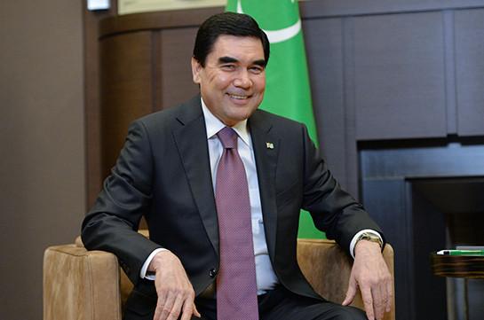 Президент Туркмении стал дважды героем страны