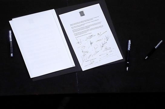 Իսպանիայի վարչապետը մինչև հոկտեմբերի 16-ը  ժամանակ է տվել Կատալոնիային՝ անկախության շուրջ իրավիճակը հստակեցնելու համար