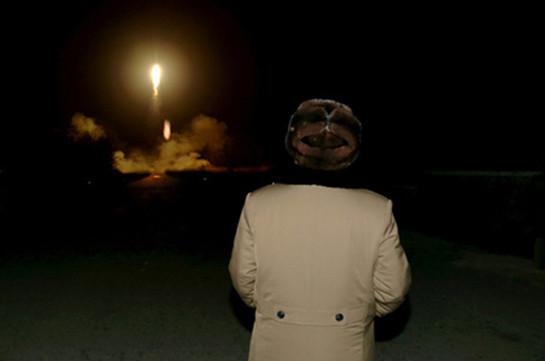ԿԺԴՀ ԱԳՆ ղեկավարը խոստացել է ԱՄՆ-ին պատժել «կրակոտ կարկուտով»