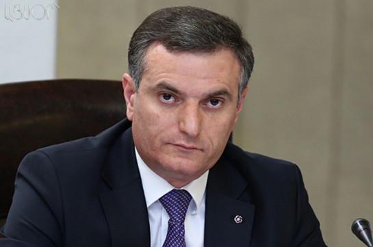 Первый замминистра обороны Армении отбыл в Таджикистан