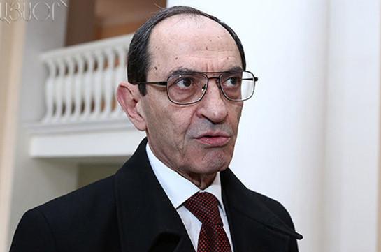 Երաշխիք չկա, որ Ադրբեջանը չի վերսկսի ռազմական գործողությունները. Շավարշ Քոչարյան