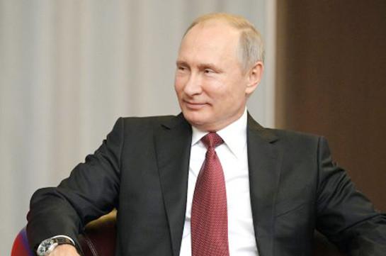 Путин планирует посетить Иран